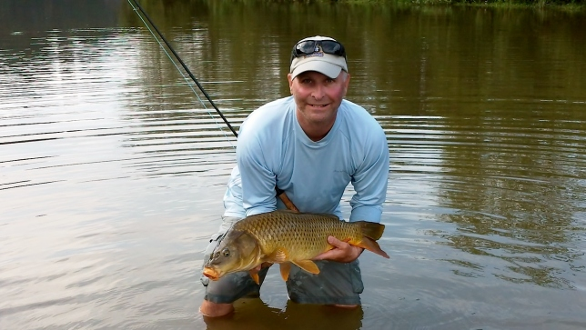 HC Carp wading